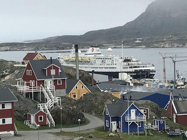 Lezers van De Apotheker ontdekken Groenland